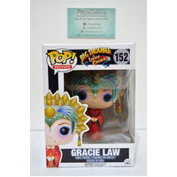 Big Trouble Little Chinatown: Gracie Law #152 - Pop Vinyl