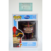 Jafar #53 - Pop Vinyl (DB: Damaged Box)