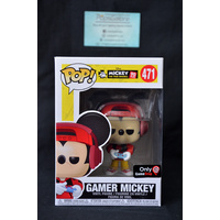 Gamer Mickey #471 (Gamestop) - Pop Vinyl