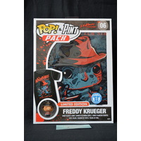 Freddy Kruegar Pop! T-Shirt (Size S) + Pint Size Hero - Funko