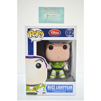 "Disney: Buzz Lightyear #02 ""Disney Store Logo"" - Pop Vinyl"