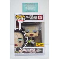"Leatherface ""Pretty Woman Mask"" #623 (Hot Topic) - Pop Vinyl"