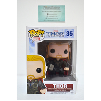 Thor Dark World: Thor #35 - Pop Vinyl