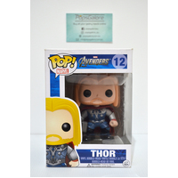 Avengers: Thor #12 - Pop Vinyl **Box Damage