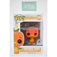 Orange Bird #290 (Disney Parks) - Pop Vinyl
