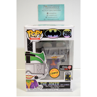 Batman: Joker VR #296 Gamer (Gamestop & Limited Edition Chase) - Pop Vinyl