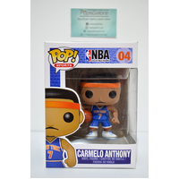 NBA: Camelo Anthony #04 - Pop Vinyl