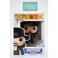 WWE: Undertaker #08 - Pop Vinyl