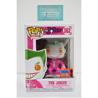 "The Joker ""Pink Breast Cancer Awareness"" #362 (2020 NYCC Fall Convention) - Pop Vinyl"