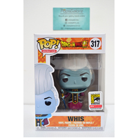 "DBZ - Whis ""Metallic"" #317 (2017 SDCC Convention) - Pop Vinyl"