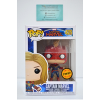 Captain Marvel #425 (Limited Chase Edition) - Pop Vinyl