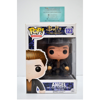 BTVS: Angel #123 - Pop Vinyl **Window is cracked
