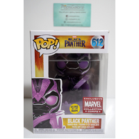 "Black Panther ""GITD"" #612 (MCC) - Pop Vinyl"
