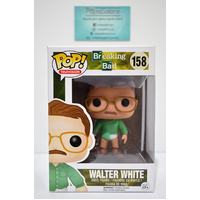 "Breaking Bad: Walter White ""No Pants"" #158 - Pop Vinyl"