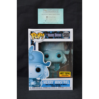 Haunted Mansion - Merry Minstrel (Hot Topic) - Pop Vinyl