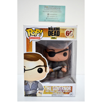 The Walking Dead - The Governor #66 - Pop Vinyl **Sticker Residue