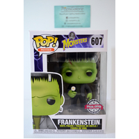 Monsters - Frankenstein with Flower #607 (Walgreens) - Pop Vinyl