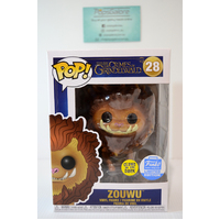 Fantastic Beasts - Zouwu GITD (Funko Shop Exclusive) - Pop Vinyl
