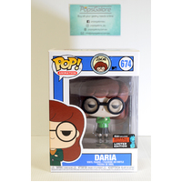 Daria #674 (2019 NYCC Fall Convention) - Pop Vinyl **Some box damage