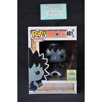 Fairy Tail - Gajeel (Dragon Force) #481 (2019 ECCC Spring Convention) - Pop Vinyl
