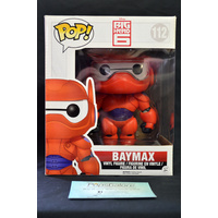 Big Hero 6 - Baymax Armoured #112 - Pop Vinyl