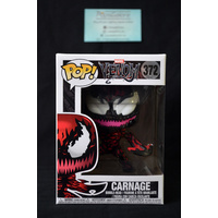 Venom - Carnage with Axes #372 - Pop Vinyl