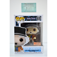 Haunted Mansion - Mansion Groundskeeper #619 (Boxlunch) - Pop Vinyl