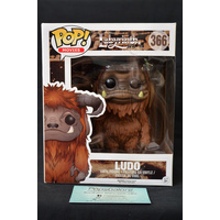 "Labyrinth - Ludo 6"" - Pop Vinyl"