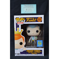 Freddy Rick (Box of Fun 6000pcs) - Pop Vinyl