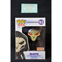 "Reaper ""Red Eyes"" #93 (Boxlunch) - Pop Vinyl"