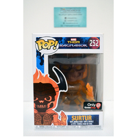 Thor Ragnarok: Surtur #252 (Only at Gamestop) - Pop Vinyl