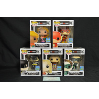 "The Big Bang Theory ""5 Bundle"" (2019 Summer Convention) - Pop Vinyl"
