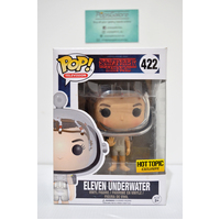 Stranger Things - Eleven Underwater #427 (Hot Topic) - Pop Vinyl