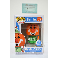 Fanta Clown #57 (Funko Shop) - Pop Vinyl