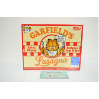 "Garfield ""Flocked"" #20 (Target) Pop Vinyl & Small T-Shirt Box Set"