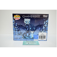 Icy Version Glow in the Dark (Boxlunch) Pop Vinyl & Large T-Shirt Box Set