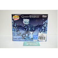 Icy Version Glow in the Dark (Boxlunch Exclusive) Pop Vinyl & Medium T-Shirt Box Set