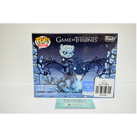 Icy Version Glow in the Dark (Boxlunch Exclusive) Pop Vinyl & Small T-Shirt Box Set
