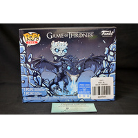 Icy Version Glow in the Dark (Boxlunch Exclusive) Pop Vinyl & X-Large T-Shirt Box Set