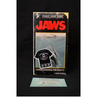 Jaws Medium T-Shirt Only VHS Box