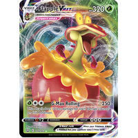 019/163 Flapple VMAX Ultra Rare - Pokemon TCG SWSH Battle Styles