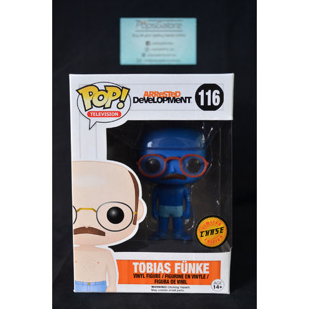 Arrested Development - Tobias Funke #116 (Limited Edition Chase) - Pop Vinyl