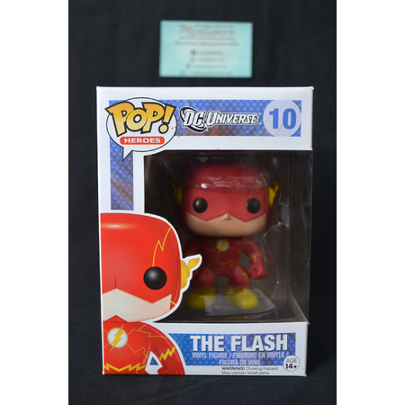 "The Flash ""New 52"" #10 - Pop Vinyl (Damaged Box)"