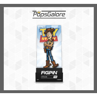 Toy Story - Woody (#194) - Figpin